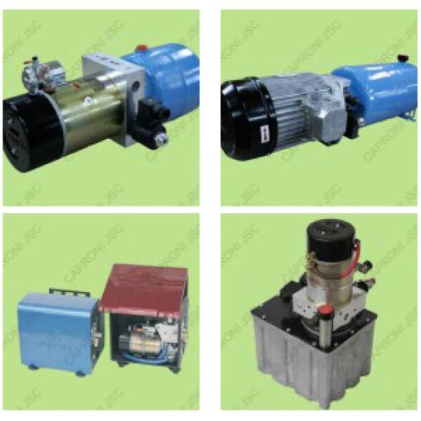 Гидравлические агрегаты